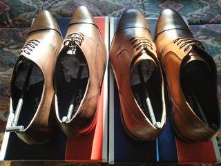 T Piel De Teddy Pvp149€ Mano 42 Anti Shock Clark Zapatos Segunda QrdshCt