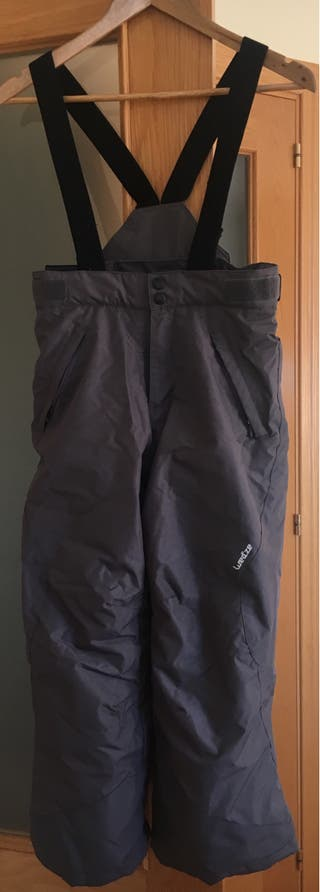 Pantalón esquí niño talla 10