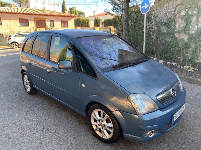 Opel meriva 1.7 cdti 2007