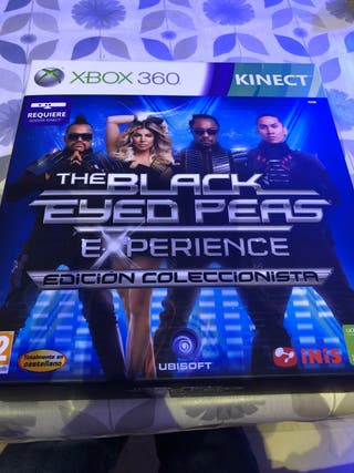 The black eyed peas experience xbox360
