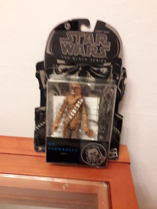 "Star Wars Black Series 3.75"" Chewbacca"
