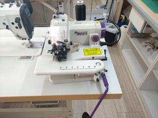 Maquina de coser puntada invisible