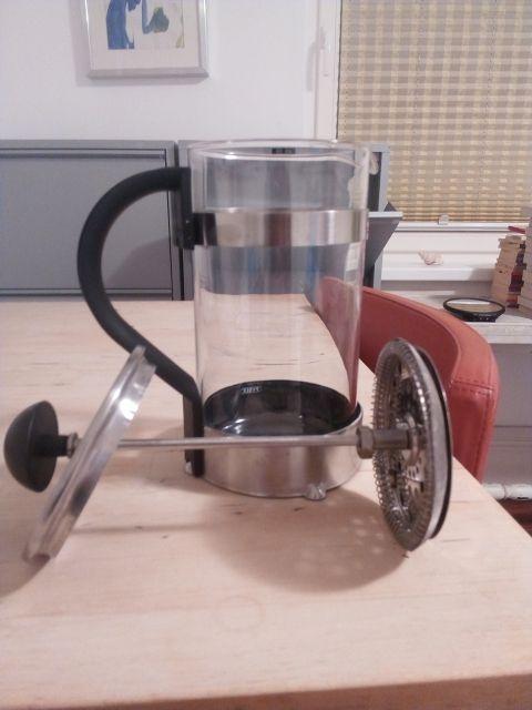 French press coffee maker