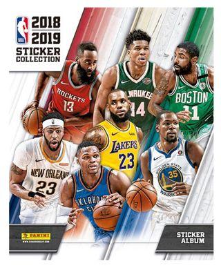 Cromos NBA 2018-2019