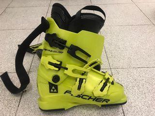 Botas de esquís Fischer