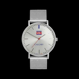reloj mujer Silver Mountain color plata Calgary