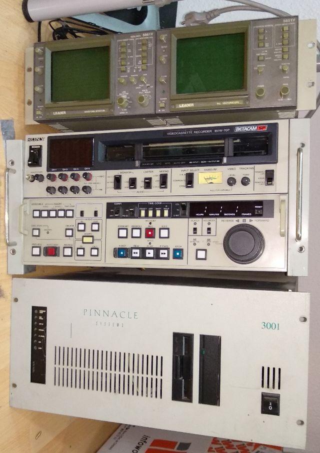 Edición de Vídeo Pinnacle Systems