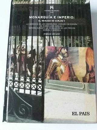 Monarquía e Imperio:Carlos V