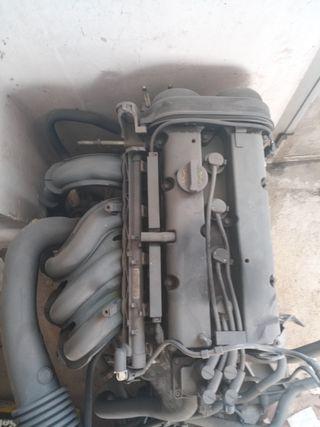 motor 1.6 16v ford 93.360km reales