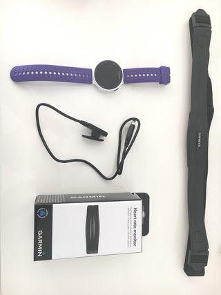 Garmin 230+ cinta monitor de frecuencia Garmin