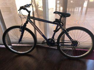 Bicicleta boomerang montaña