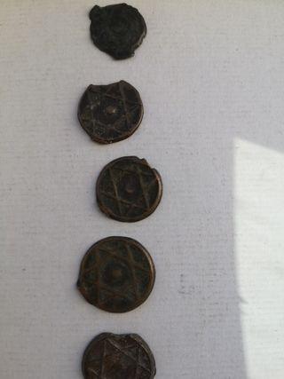 5 felus grandes hispano árabe desde 1232 en adelan
