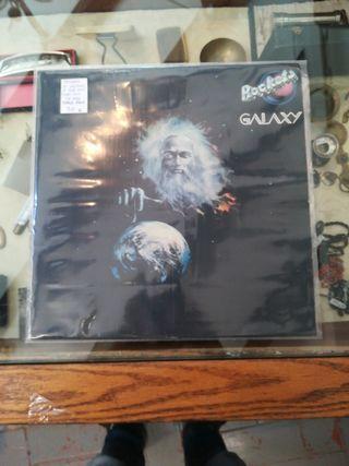 Rockets - Galaxy Lp ed española