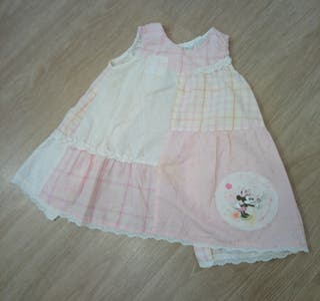 vestido Disney 86 cm o 1-2 años