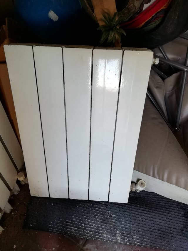 radiadores de Gas