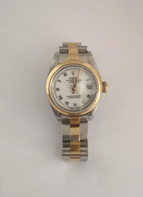 zapatos deportivos 1dd7f d520c Reloj Rolex Mujer Oyster Perpetual de segunda mano por 2.200 ...