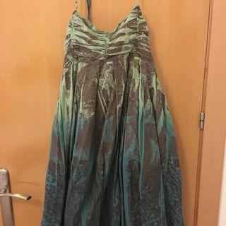 Vestido de U Adolfo Dominguez