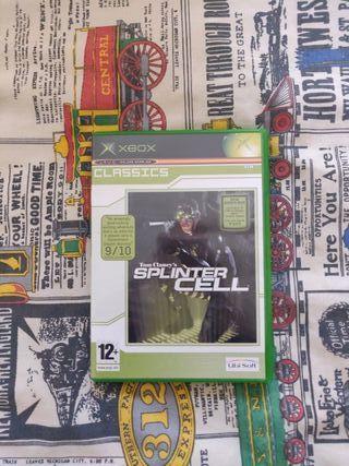 Splinter Cell para Xbox