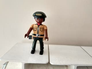Playmobil. Vigilante