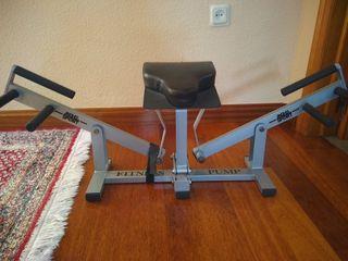 Máquina de ejercicios para brazos y pectorales