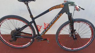 Bicicleta MONDRAKER Podium Pro Carbono