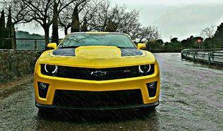 Chevrolet Camaro edición Transformers