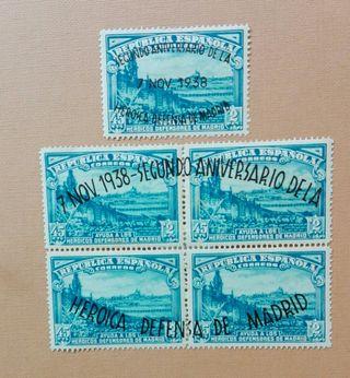 sellos (guerra civil Española)