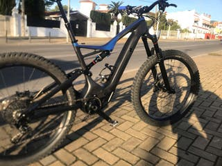 Bicicleta Electr