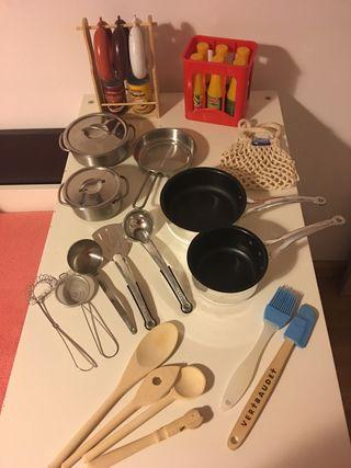 Cocina accesorios niños