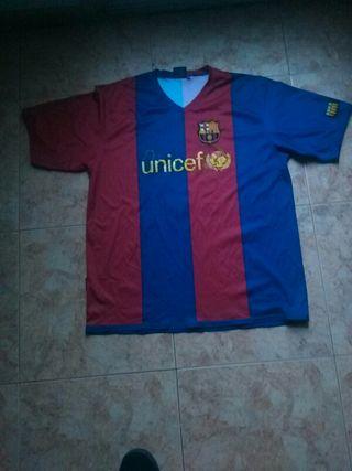 Camisetas Messi de segunda mano en WALLAPOP 59913093850