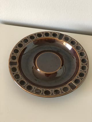 Cenicero vintage ceramica