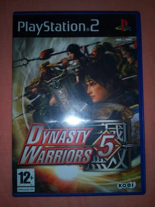 Dynasty warriors 5 Juego PS2
