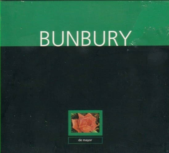 """Single """"De Mayor"""" Enrique Bunbury"""