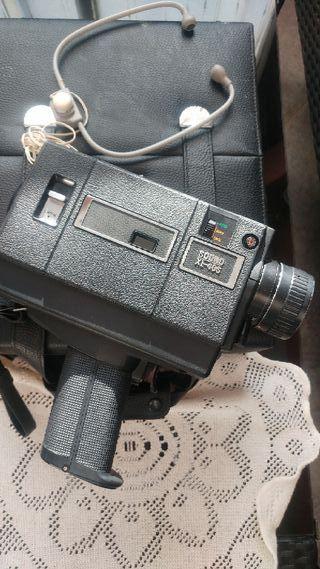 Vendo cámara de video super 8