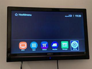 Formuler S Mini Android IPTV