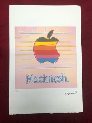 Litografías originales Andy Warhol.