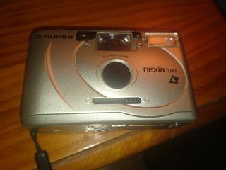Camara de fotos analogica fujifilm