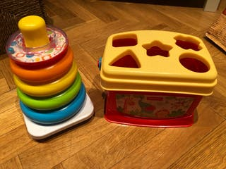 Juguetes Fisher Price