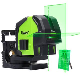Huepar 8211G Nivel Láser Verde - Láser autonivelad