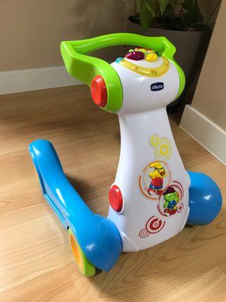 Andador musical para niños