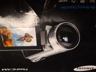 Cámara de vídeo Samsung65X