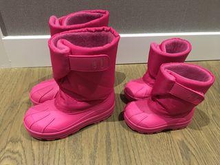 4205aed20c572 Botas de nieve niño de segunda mano en Pozuelo de Alarcón en WALLAPOP