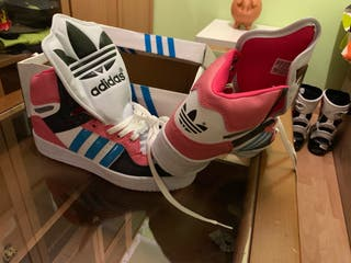 Bambas Adidas jeremy scott