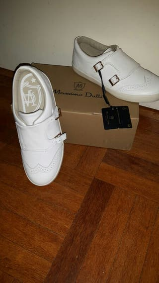 Zapatos Massimo Dutti NUEVOS