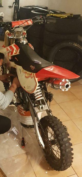 Pit Bike IMR K801