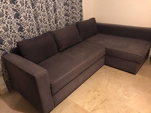 Sofa Rinconera Cama Ikea De Segunda Mano Por 250 En Santiago Y
