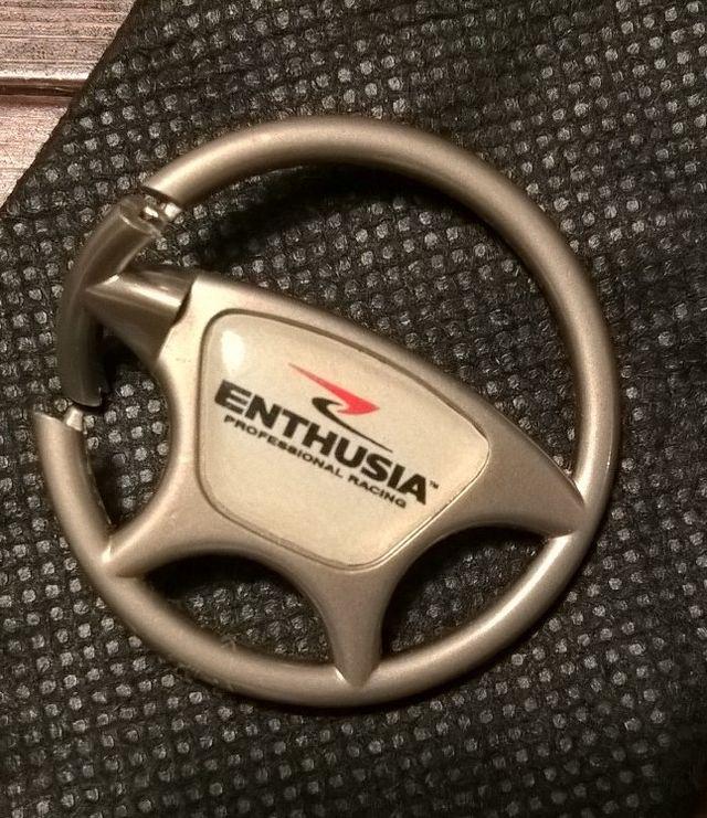 Llavero Enthusia Profesional Racing