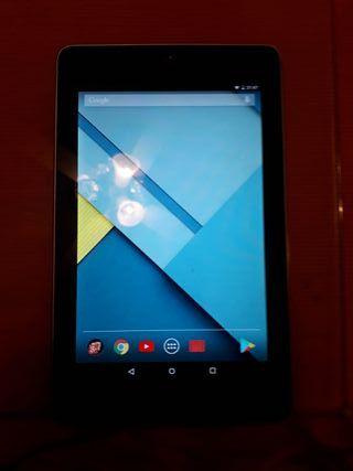 tablet 7 pulgadas ASUS NEXUS MEMO PAD