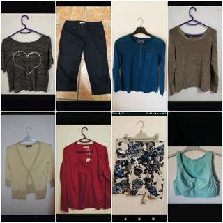 Ropa mujer a 3€