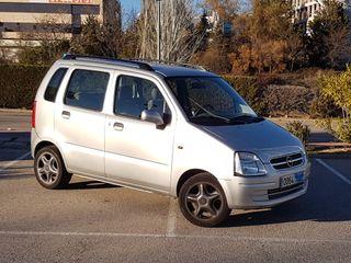 Opel Agila 2003 Pocos KMS REVISADO DISTINTIVO DGT
